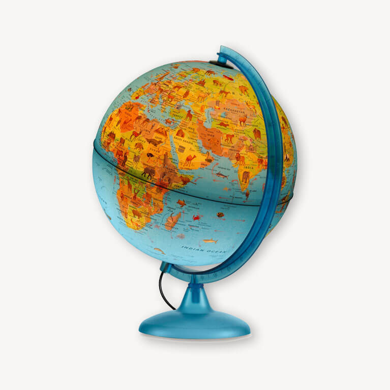 Globes for Kids